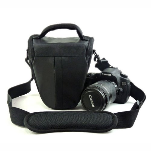 Easy Access & Water Resistant Camera Case with Rain Cover for Nikon D3200,D3300,D3100,L330 L340, L830 L840,P600,D7100,D5300,D5200,D5500,Canon EOS 100D 750D, 700D 1300D,1200D,70D,60D,7D,6D,5D,SX60 SX530 SX510 SX540,FUJI FinePix S6850,HS30,HS50,Sony H300 H400 HX300 HX400,Alpha A58,A65,A77,A99,OLYMPUS Pentax DSLR.