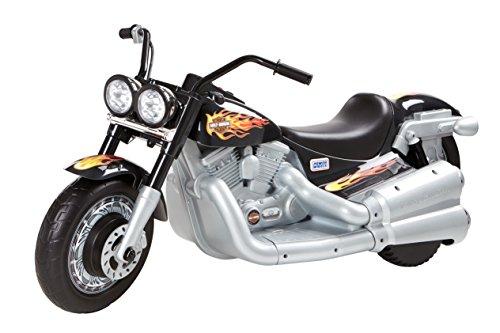 Fisher-Price Power Wheels Harley-Davidson Cruiser