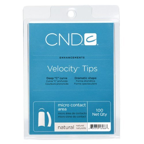 CND Natural Velocity™ Tips