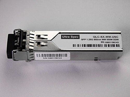 GLC-SX-MM 1000Base-SX SFP Fiber LC MINI-GBIC - Cisco Compliant