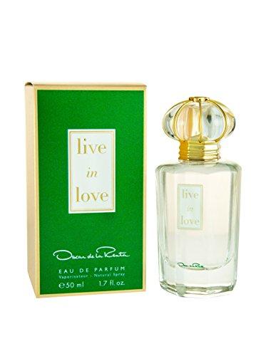 Oscar De La Renta Live in Love Eau De Parfum Spray for Women