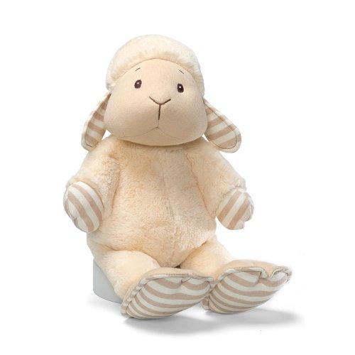 Enesco Gund Baby Silly Stripes Lamb 14 Medium Plush