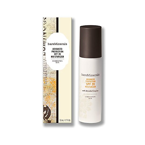 Bare Minerals Advanced Protection Facial Moisturizer SPF 20, 1.7 Fluid Ounce