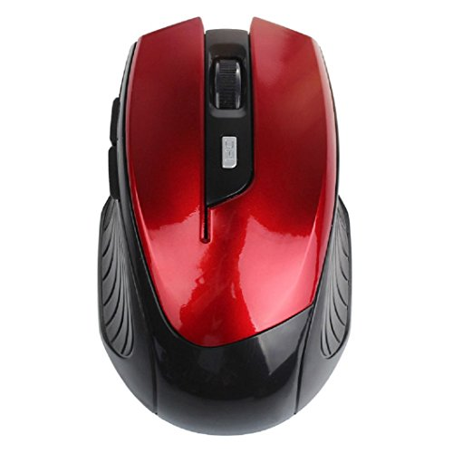 DZT1968® 1600 DPI Bluetooth 3.0 Wireless Optical Mice Mouse For Laptop Notebook