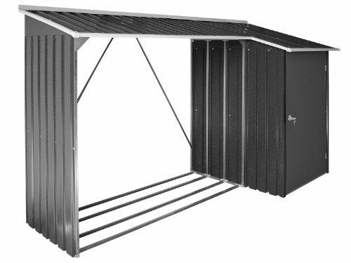 Duramax 6 x 2ft WoodStore Combo