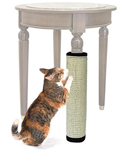 Fashion's Talk Cat Sisal Scratching Pads Wand toy Set with Natural Catnip