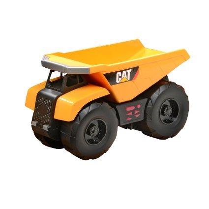Toy State Caterpillar Construction Job Site Machines: Dump Truck