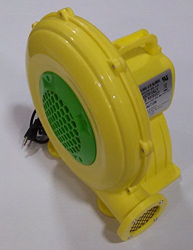 W-2L Replacement Bounce House Blower - 110~120 Volts, 4.2A, 480 Watts