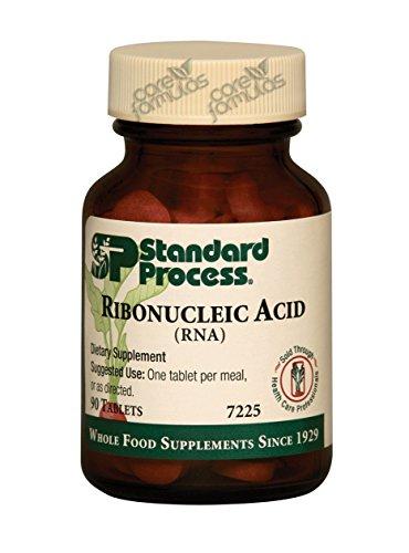 Standard Process Ribonucleic Acid (RNA), 90 Tablets