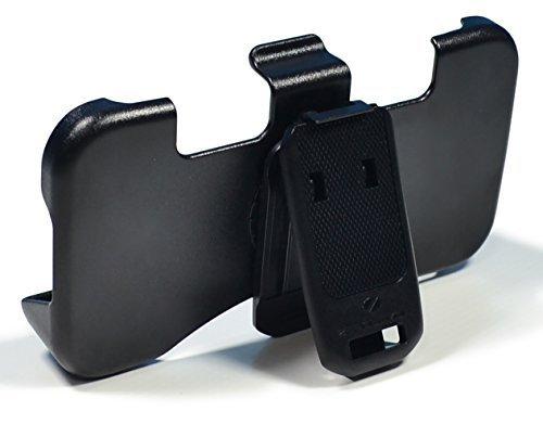 [180 Day Warranty] Zerolemon Replacement Belt Clip Holster & Kickstand for Samsung Galaxy S5 Zeroshock Case for Samsung Galaxy I9600 Dual Layer Rugged Case