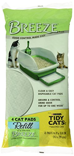 Tidy Cats Breeze Cat Pads 4 / pack