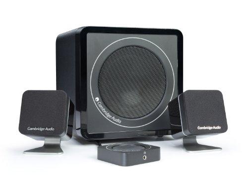 Minx M5 Multimedia Speaker System for PC, Mac, laptop and desktop computers