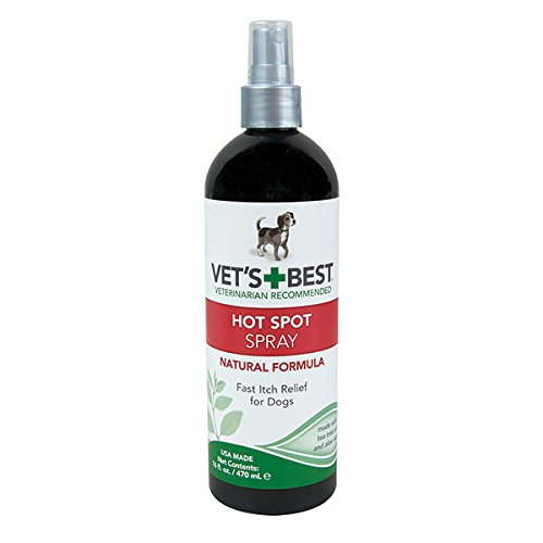Veterinarian's Best Hot Spot Spray - 16 oz