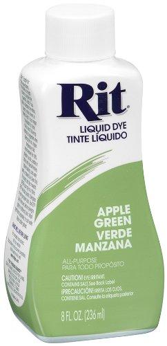 Rit Dye 8-88450 Sewing Liquid Apple Green 8 Ounces