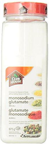 Club House Monosodium Glutamate, 975 Gram