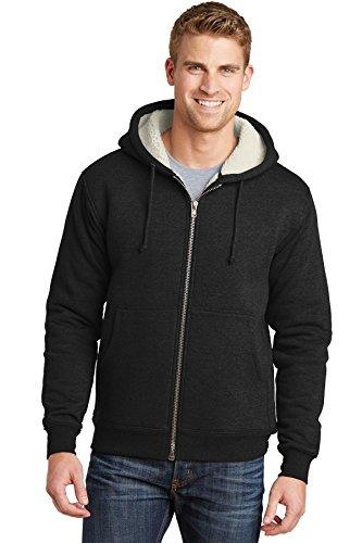 Cornerstone CS625 Sherpa-Lined Fleece Jacket