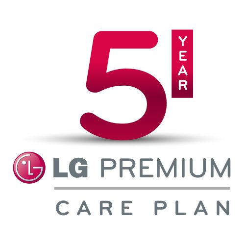 LG 5-Year Service Coverage for LCD TVs ($1,001-$2,000)