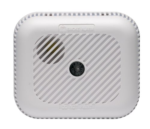Ei Electronics Optical Sensor Smoke Alarm with Test Button