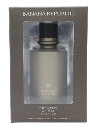 Banana Republic Republic of Men Eau de Toilette Spray, 1.7 Fluid Ounce