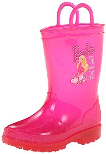 Mattel Barbie Light-Up Rain Boot (Toddler/Little Kid)