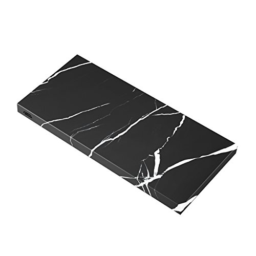 Solove S1 External Battery 10000mAh Ultra Slim Portable Charger Power Bank Pack for iPhone 6S 6 Plus, iPad Air 2 Mini 4, Galaxy S6, Nexus 6P, HTC and Android Smart Devices (Marbling Black)