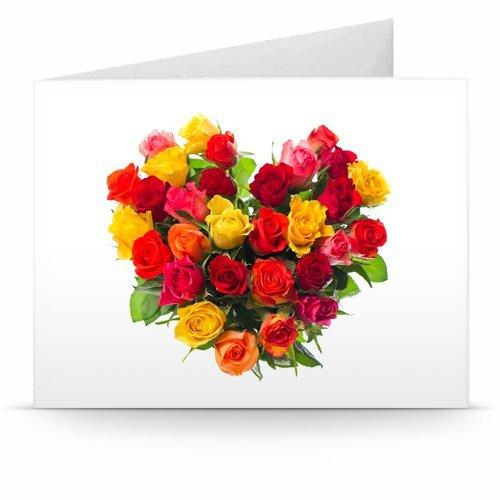 Love (Flowers) - Printable Amazon.co.uk Gift Voucher