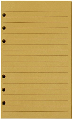 Horizons Lined Refill Paper - For Refillable Journals, Notebooks & Diaries