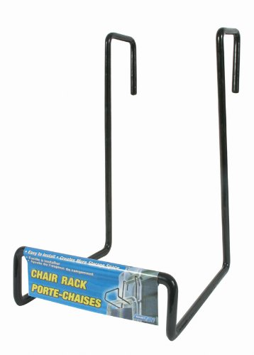 Camco 51490 Black Chair Rack