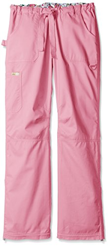 Koi Women's Lindsey Ultra Comfortable Cargo Style Scrub Pants (Tall Sizes)