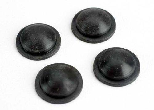 Traxxas 1765 Silicone Diaphragms, Set of 4