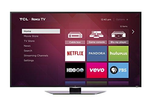 TCL 48FS4610R 48-Inch 1080p Smart LED TV (Roku TV) (2014 Model)