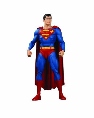 DC Direct Justice League: Classic Icons Series 1 Superman Action Figure