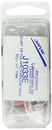 Blunt Tip Polyprophylene Needle 20G X 1/2 Pink