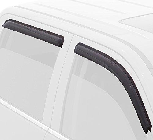Auto Ventshade 94485 Original Ventvisor Window Deflector, 4 Piece