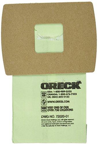 oreck pkbb12dw 24 pack