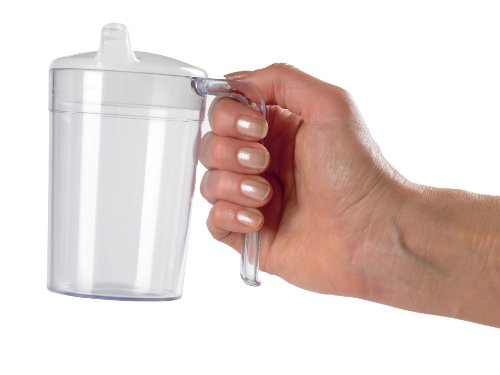 Homecraft Polycarbonate Mug with Two Lids - 400 ml