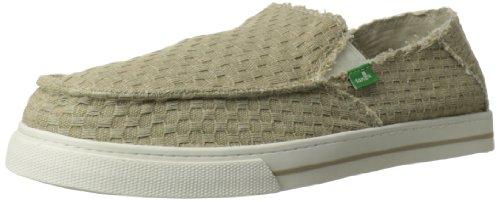 Sanuk Men's Weaver Slip-On Sneaker