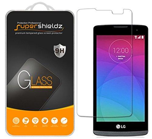 [2-Pack] LG Risio / LG Sunset Tempered Glass Screen Protector, Supershieldz® Anti-Scratch, Anti-Fingerprint, Bubble Free [ Lifetime Warranty]