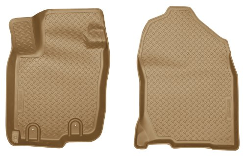 Husky Liners Classic Style Custom Fit Molded Front Floor Liner for Toyota RAV4 for Select Toyota RAV4 Models (Tan)