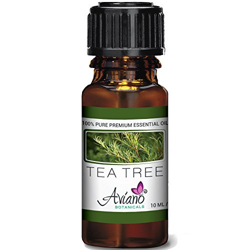 Tea Tree Essential Oil - 100% Pure Blue Diamond Therapeutic Grade By Avían? Botanicals (10 ml)
