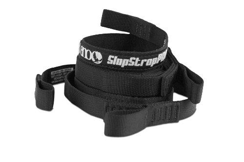 Eagles Nest Outfitters - Slap Strap Pro Hammock Suspension System - Black (FFP)