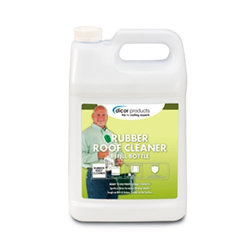 Dicor RPRC1GL Rubber Roof Cleaner - 128 oz.