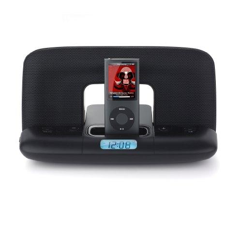 Memorex MI2290-BLKUK Compact iPod Travel Speaker