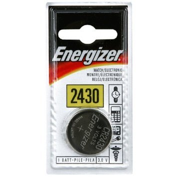 Energizer Lithium Coin Blister Pack Watch/Electronic Batteries, 6-Count