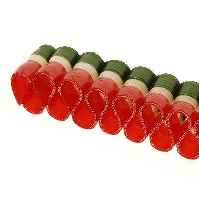 Hammond's Christmas Ribbon Candy 3oz - Cherry