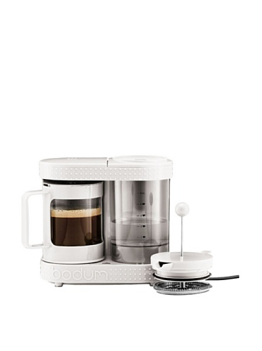 Bistro 4-Cup Electric French Press Coffeemaker, 0.5-Liter 17-Ounce