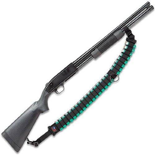 MOSSBERG 500 PUMP SHOTGUN AMMO SLING (25 SHELLS) ***MADE IN U.S.A.***
