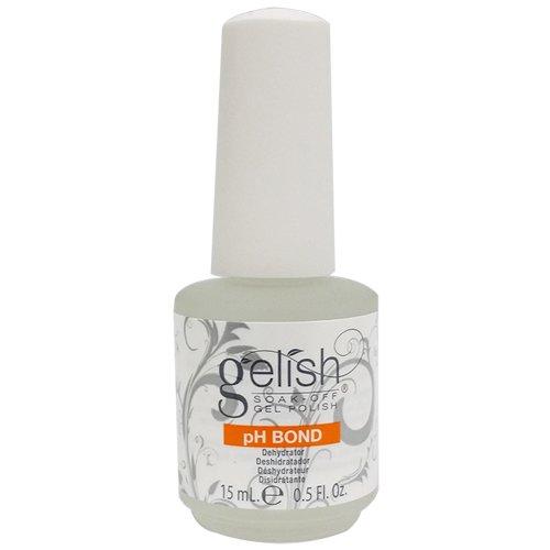 NEW Gelish Harmony pH Bond Dehydrator Nail Prep Soak Off Gel Polish 15mL .5oz