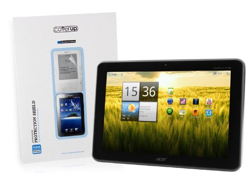 Cover-Up Acer Iconia Tab A200 / A210 10.1-inch Tablet Crystal Clear Invisible Screen Protector