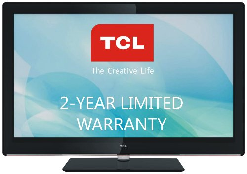TCL LE24FHDP21TA 24-Inch 1080p 60 Hz LED HDTV with 2-Year Warranty, Black